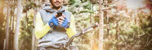 Support de téléphone: pour une utilisation quotidienne en moto