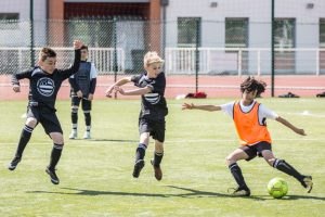 Read more about the article Foot Breizh Académie, le football autrement